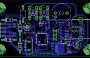 USB осциллограф на STM32