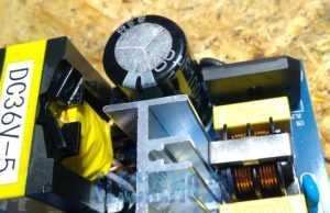 Обзор источника питания DC36V-5