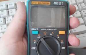 Обзор и доработка мультиметра ZT101