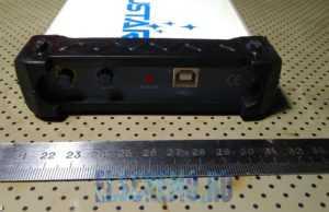 Обзор осциллографа Instrustar ISDS220B